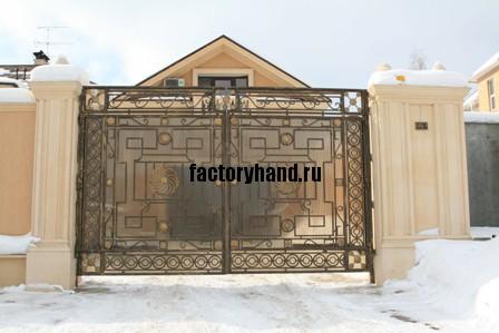 Заборы и ворота.